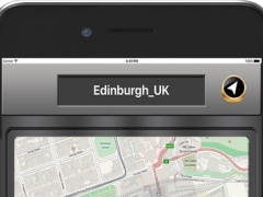 Edinburgh_UK Offline maps & Navigation 2.5 Screenshot