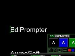 EdiPrompter Personal Edition 1.0 Screenshot