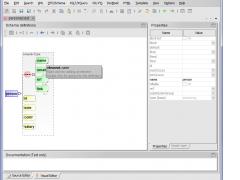 EditiX XML Editor (for Linux/Unix) 2017 Screenshot