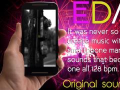 EDM DJ ELECTRO MUSIC MIX PAD 1.0.15 Screenshot