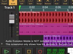 EDM Volume 2 for AEMobile 1.0 Screenshot