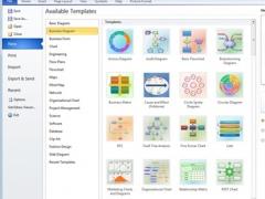 Edraw Max 9.0 Screenshot