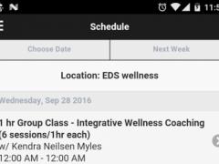 EDS Wellness 6.1.0 Screenshot