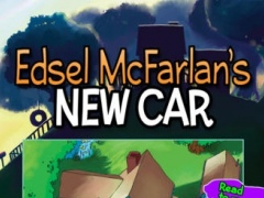 """Edsel McFarlan's New Car: a fun story for any car-obsessed kid written by Max Holechek, illustrated by Darrell Toland (""""Lite"""" version, by Auryn Apps) 1.0.1 Screenshot"""