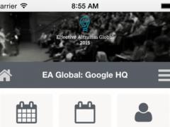 Effective Altruism Global 1.5.1 Screenshot