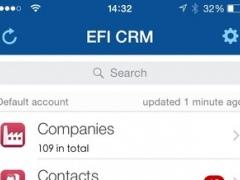 EFI CRM 2.6 Screenshot