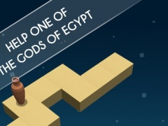 Egypt Pyramid Run 3D PRO 1.0 Screenshot
