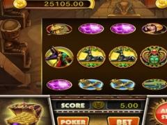 Egyptian King's Gold - Fun & Free Big Win Casino, Spin Slots Game 1.0 Screenshot