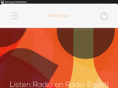 Egyptian radio, Radio of Egypt 3.0 Screenshot