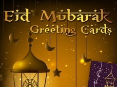 Eid Mubarak Greeting Cards+ 1.1 Screenshot