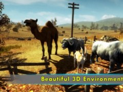 Eid Qurbani Animal Cargo Truck Driver Simulator 1.3 Screenshot