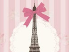 Eiffel(pink)Theme CocoLauncher 1.0 Screenshot