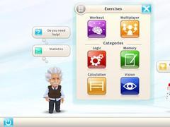 Einstein™ Brain Trainer Free 1.5.0 Screenshot