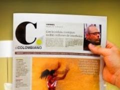 RealidadAumentada elColombiano 2.0 Screenshot
