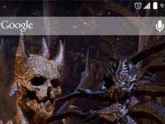 El Diablo Live Wallpaper 2.0 Screenshot