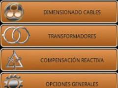 Electric Lines Calculator 2.3 Screenshot