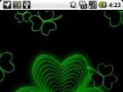 Electric Luck - Live Wallpaper 1.2 Screenshot