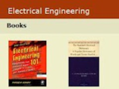 Electrical Engineering Books 1.4 Screenshot