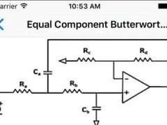Electronic Filters Calculators 1.4 Screenshot