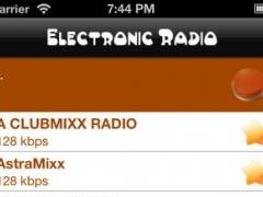 Electronic Radio 3.0 Screenshot