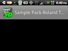 Electrum Roland TR-808 Samples 1.0 Screenshot