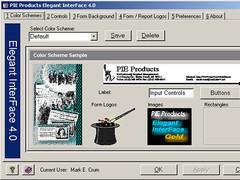 Elegant InterFace 4.0 4.0 Screenshot