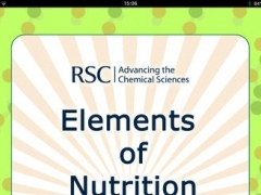 Elements of Nutrition - For iPad 1.0 Screenshot