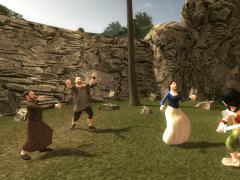 Elf Assassin Simulator 3D 1.0 Screenshot