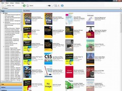 eLibrary 2.5.13 Screenshot