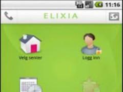 ELIXIA booking 1.2 Screenshot