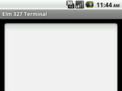 Elm 327 Terminal 1.21 Screenshot
