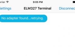 ELM327 Terminal 1.1.4 Screenshot