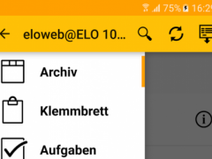 ELO 10 for Mobile Devices 10.00.004 Screenshot