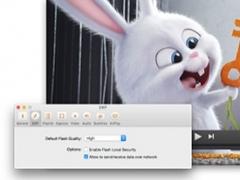 SWF & FLV Player for Mac 6.7 Screenshot