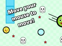 Eludio - .io dodging game 1.0 Screenshot