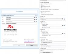 Email Web Part 2.0 Screenshot