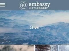 Embassy City Church 1.0 Screenshot