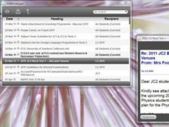 EMBclient  Screenshot