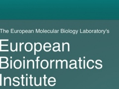 EMBL-EBI 2.0 Screenshot