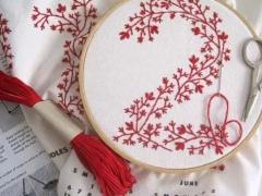 Embroidery Stitches Pattern 1.4 Screenshot
