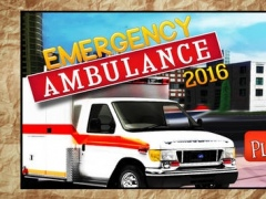 Emergency Ambulance 2016 Game 1.0 Screenshot