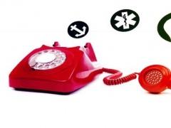Emergency telephone numbers 5.7.9 Screenshot