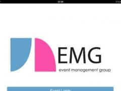 EMG Corporate Event Management HD 1.1 Screenshot
