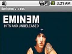 Eminem Music Videos 2.1 Screenshot