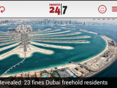 Emirates 24|7 2.3 Screenshot