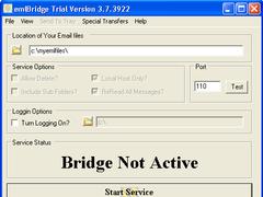 emlBridge 3.7.1 Screenshot