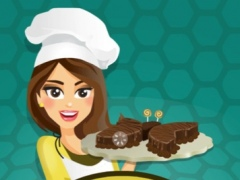 Emma Cooking: Chocolate Butterfly Cake for birthday or wedding - Free food recipe app for kids 1.0 Screenshot