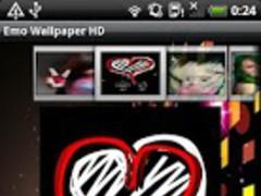 Emo Wallpaper HD 1.2 Screenshot