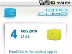 EmoCube Pro 1.3 Screenshot