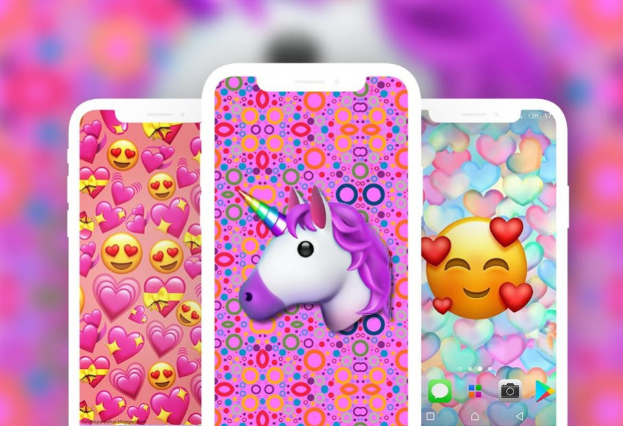 Emoji Wallpapers Cute Background Free Download